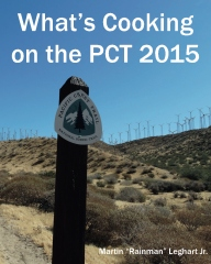 What's Cooking on the PCT 2015