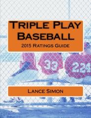 2015 Triple Play Baseball Ratings Guide