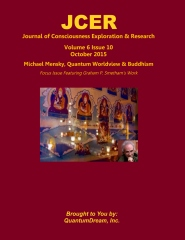 Journal of Consciousness Exploration & Research Volume 6 Issue 10