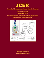 Journal of Consciousness Exploration & Research Volume 6 Issue 11