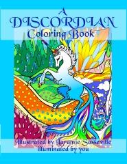 A Discordian Coloring Book