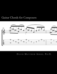 Guitar Chords for Composers