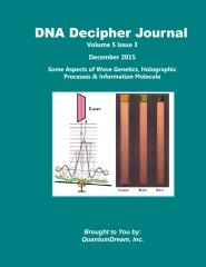 DNA Decipher Journal Volume 5 Issue 3