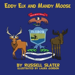 Eddy Elk and Mandy Moose