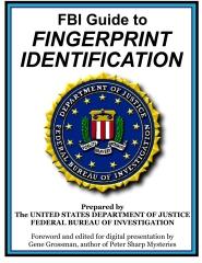 FBI Guide to Fingerprint Identification