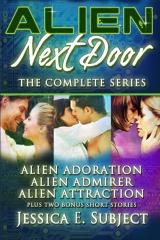 Alien Next Door: The Complete Series