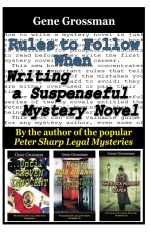 Rules to Follow when Writing a Suspenseful Mystery Novel
