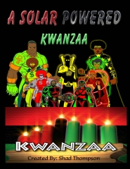 A Solar Powered Kwanzaa