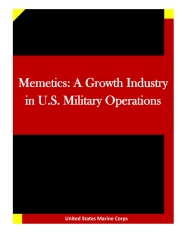 Memetics: A Growth Industry in U.S. Military Operations