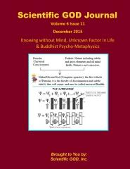 Scientific GOD Journal Volume 6 Issue 11