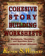 Cohesive Story Building Worksheets