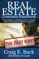 Real Estate Contracts Handbook