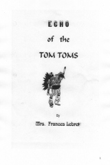 Echo of The Tom Toms
