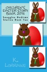 Children's Easter Story Book 2016