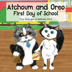 Atchoum and Oreo