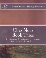 Chez Nous Book Three