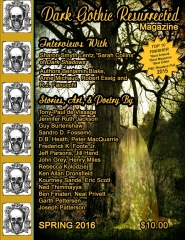 Dark Gothic Resurrected Magazine Spring 2016
