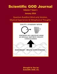 Scientific GOD Journal Volume 7 Issue 1