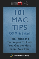 101 Mac Tips: OS X & Safari