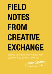 Field Notes from Creative Exchange