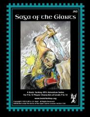 Saga of the Giants