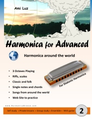 Harmonica for Advanced