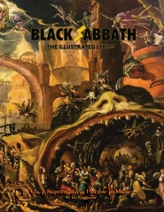 Black Sabbath: The Illustrated Lyrics, Vol 1
