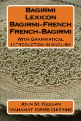 Bagirmi Lexicon: Bagirmi - French, French - Bagirmi