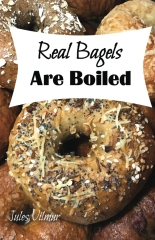 Real Bagels Are Boiled