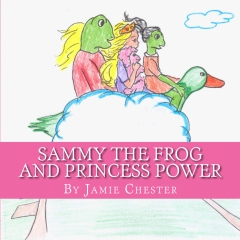 Sammy the Frog and Princess Power