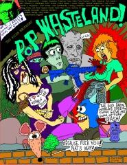 Pop Wasteland # 2