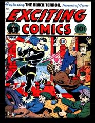 Exciting Comics #44