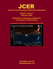 Journal of Consciousness Exploration & Research Volume 7 Issue 2