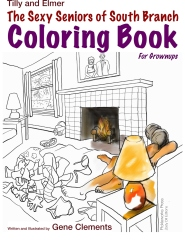 The Sexy Seniors of South Branch Coloring Book