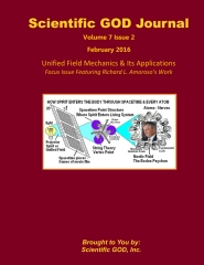 Scientific GOD Journal Volume 7 Issue 2