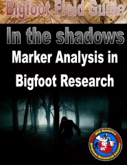 Bigfoot Field Guide - Marker Analysis in Bigfoot Research