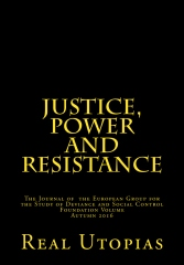 Justice, Power and Resistance: Foundation Issue