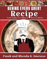 Behind Every Great Recipe