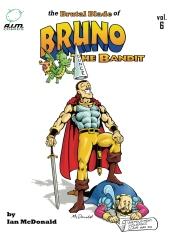 The Brutal Blade of Bruno the Bandit Vol. 6