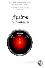 APEIRON - Revista Filosófica dos Alunos da Universidade do Minho / Student Journal of Philosophy (Portugal)