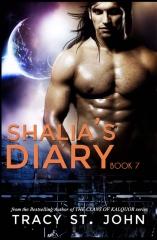 Shalia's Diary Book 7