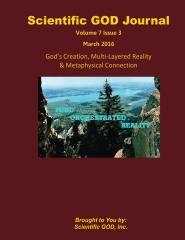 Scientific GOD Journal Volume 7 Issue 3