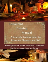 Restaurant Training Manual