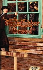 Gunslinger Greed: A Weird Western Tale