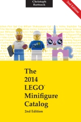 The 2014 LEGO Minifigure Catalog