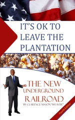 It's Ok to Leave the Plantation