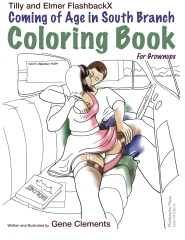 Coming of Age in South Branch Coloring Book