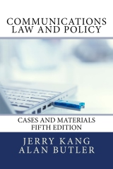 Communications Law and Policy