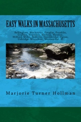 Easy Walks in Massachusetts 2nd edition