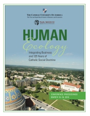 Human Ecology: Integrating Business and 125 Years of Catholic Social Doctrine
